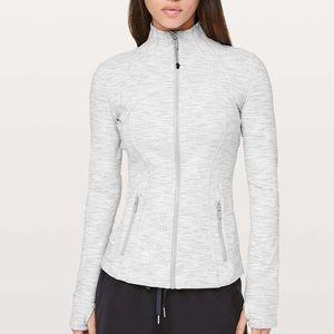 NEW lululemon define jacket luon